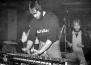 Holger FOH mit Lothar