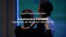 Liquid Penguin Ensemble: Ickelsamers Alphabet _ Ausschnitte aus der Performance (10')